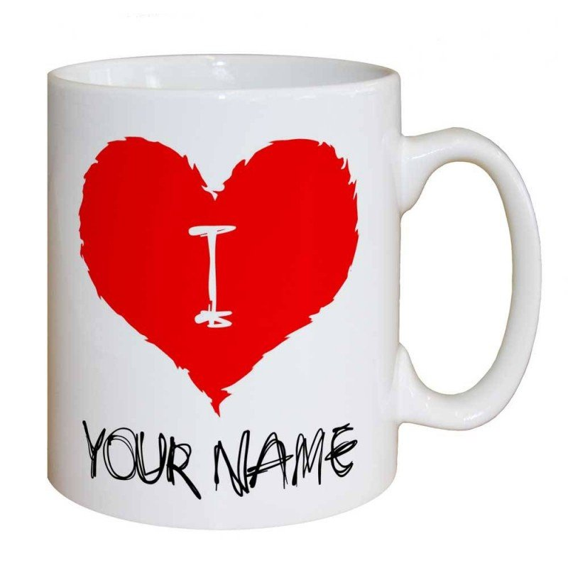 I love (your name here)